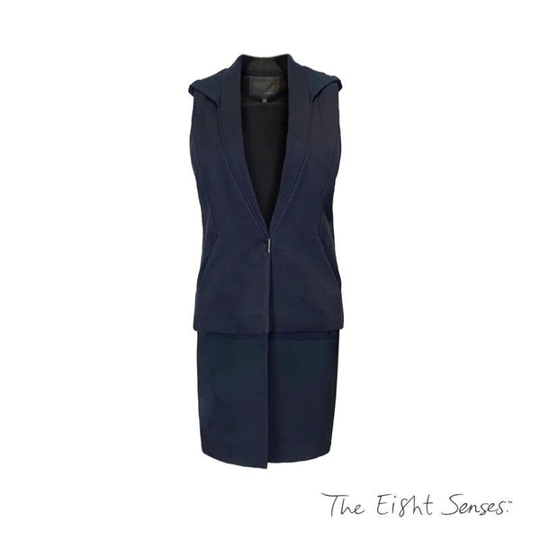 Layered Vest Vests The Eight Senses®