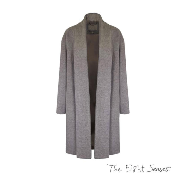 Open Front Overcoat Jackets The Eight Senses®