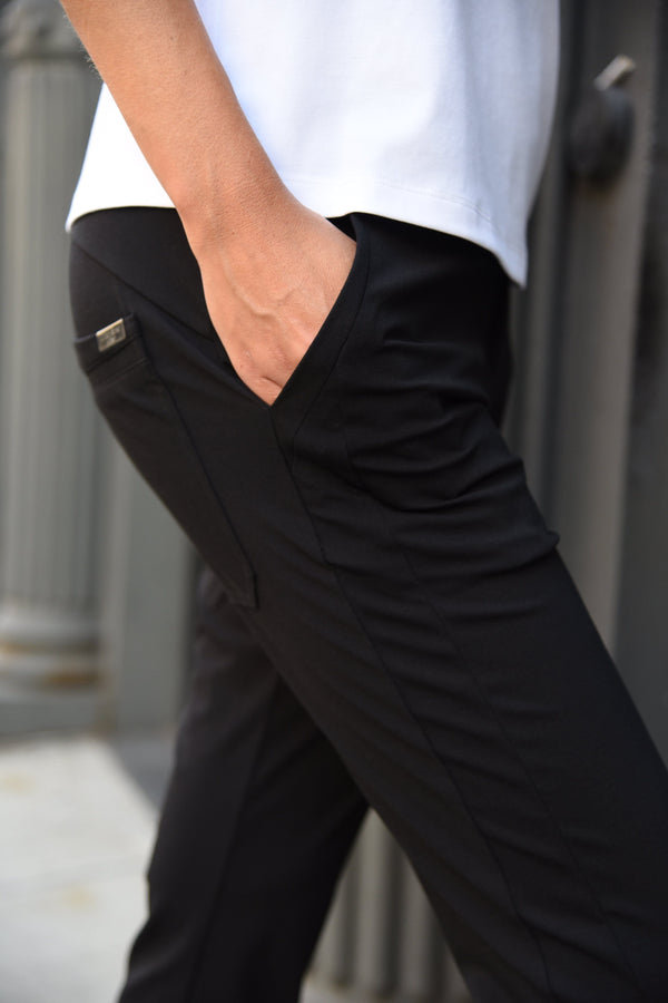 Soft Capris Pants The Eight Senses®