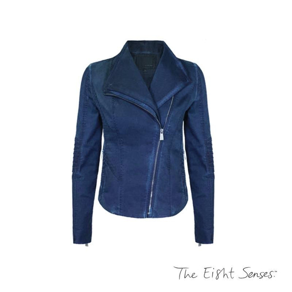 Biker Jacket Jackets The Eight Senses®