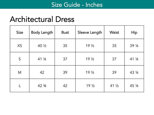Architectural Dress Dresses The Eight Senses®