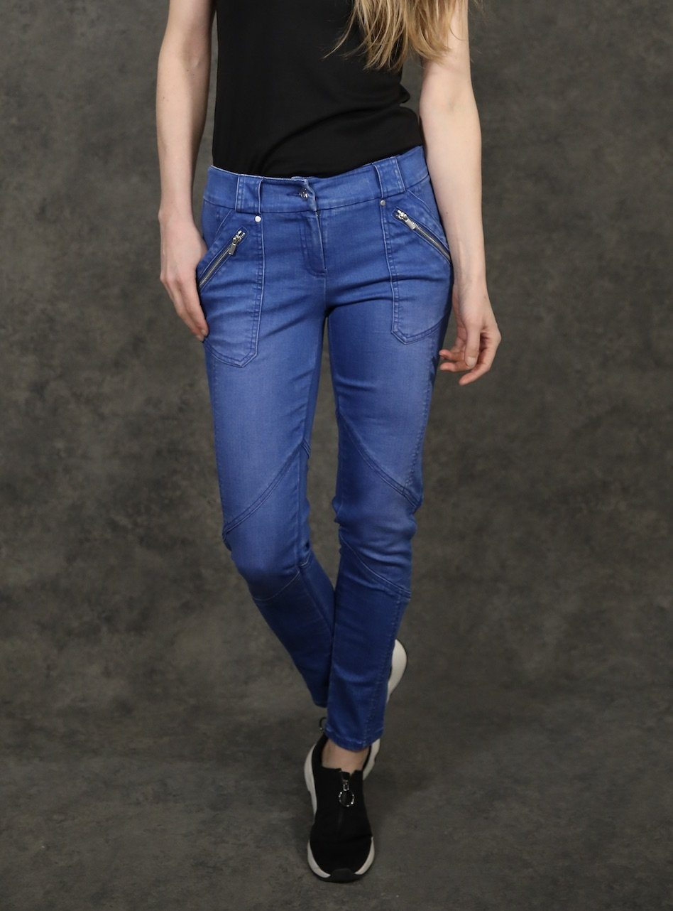 Blue Jeans pant The Eight Senses®