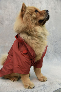 Doggie Jacket Dogwear The Eight Senses® Red S