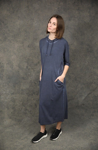 Garment Dye Casual Dress Dresses The Eight Senses®