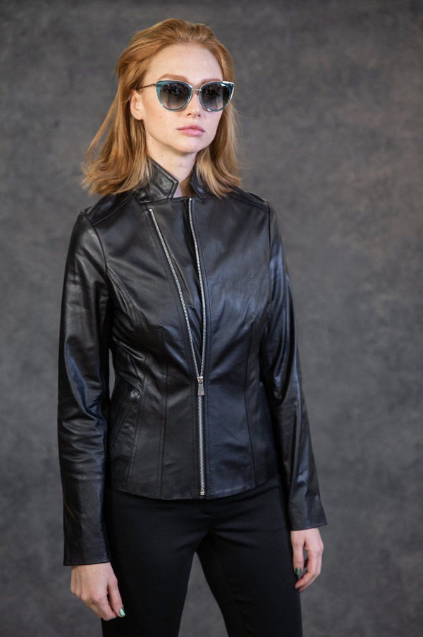 Leather Blazer Jackets The Eight Senses®