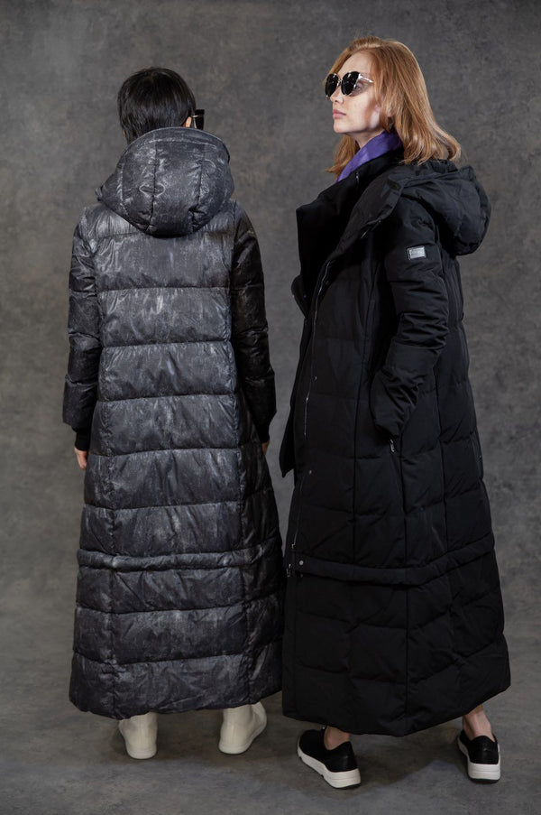 Long Puffer Coat Coats The Eight Senses®