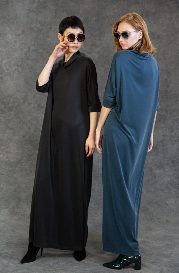 Maxi Dress Dolman Sleeves Dresses The Eight Senses®