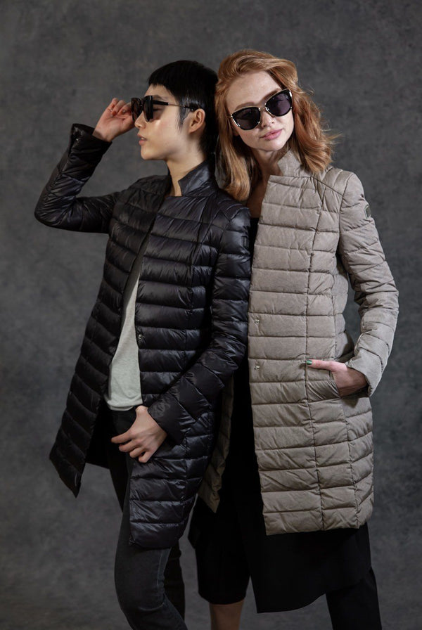 Puffer Blazer Coats The Eight Senses®
