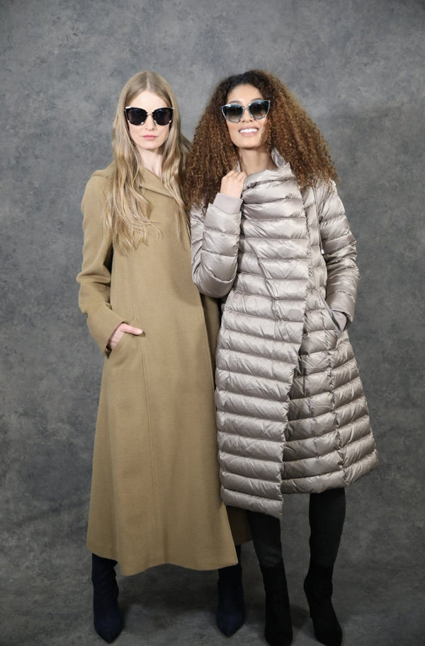 Ready To Go - Angora Version Coats The Eight Senses®