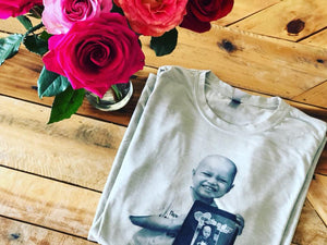 Sophia's Limited Edition Childhood Cancer Awareness Month Tee