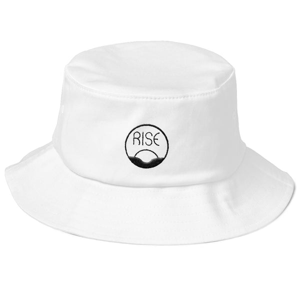 Old School RISE Bucket Hat