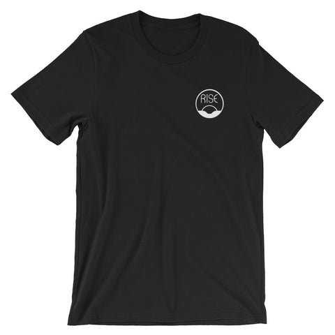 Men's Black RISE T-Shirt