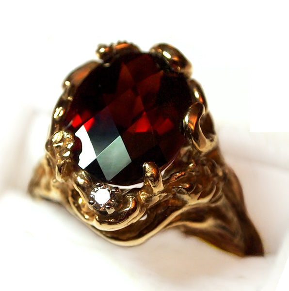 Red Treasure Ring