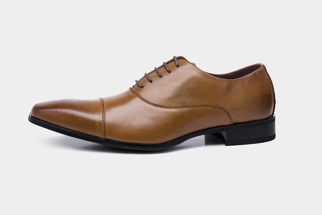 Derby Oxford - Debonair Gent Menswear