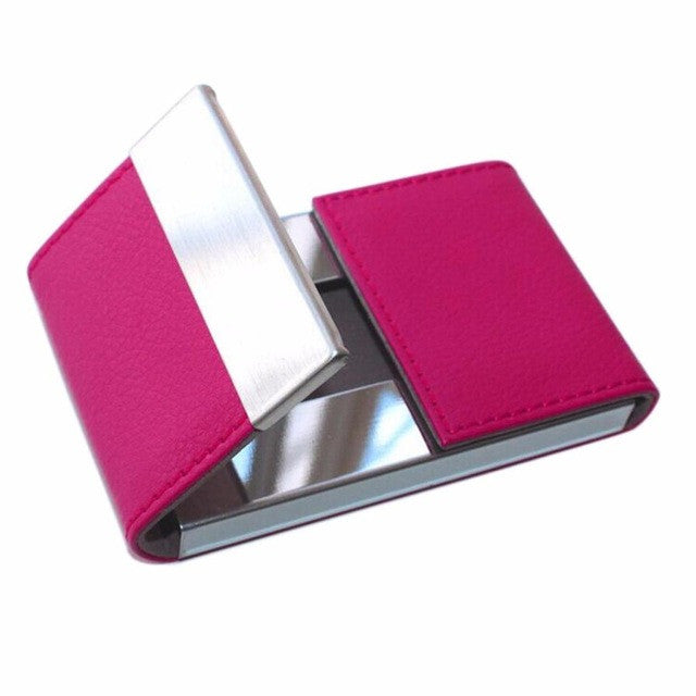 Business Card Holder - Debonair Gent Menswear