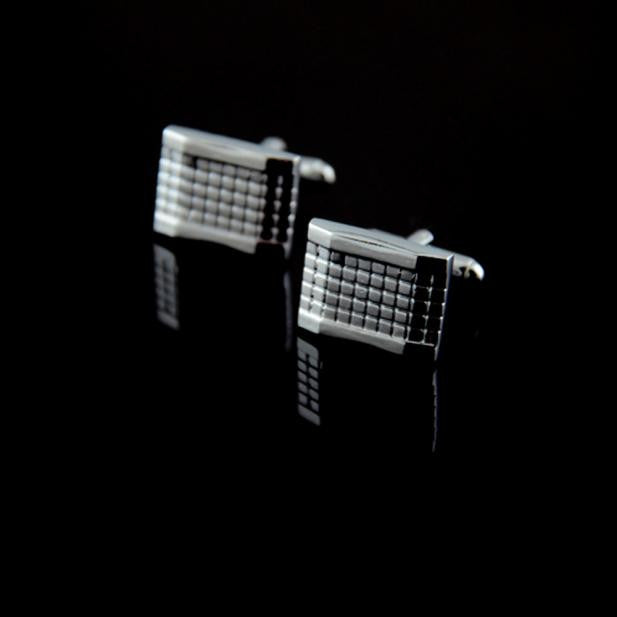 Vintage Wedding Party Cuff Links - Debonair Gent Menswear