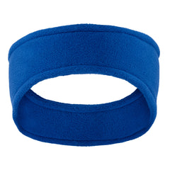 Women Stretch Fleece Headband Royal