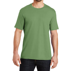 Mens Perfect Weight Crew Tee -  Fresh Fatigue - Front