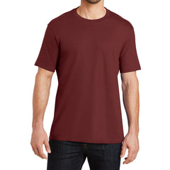 Mens Perfect Weight Crew Tee - Sangira - Front