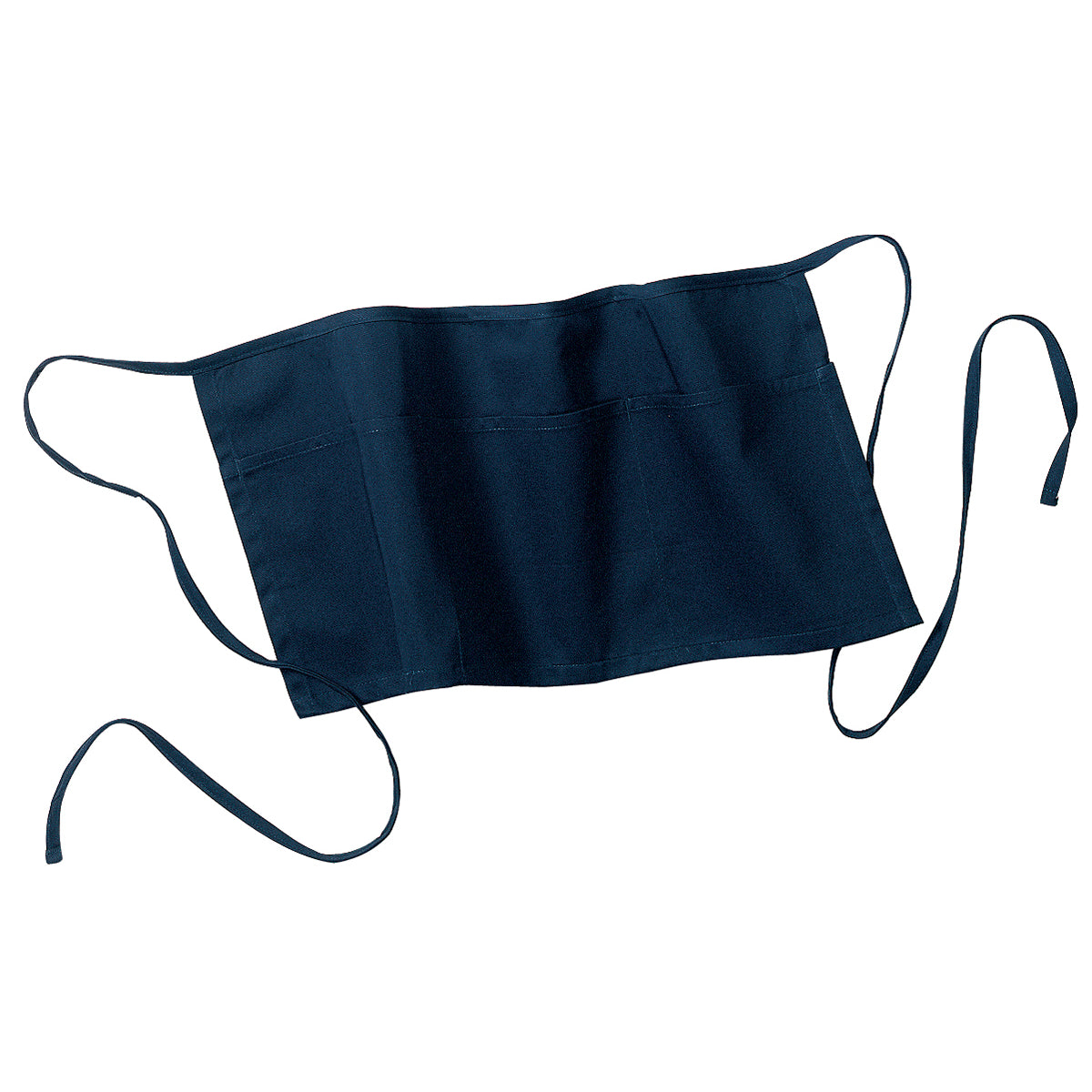 Waist Apron with Pockets Navy