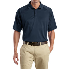 Men's Snag-Proof Tactical Polo Shirt - Dark Navy - Front