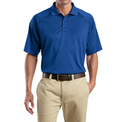 Men's Snag-Proof Tactical Polo Shirt - Royal - Front