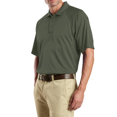 Men's Snag-Proof Tactical Polo Shirt - Tactical Green - Back
