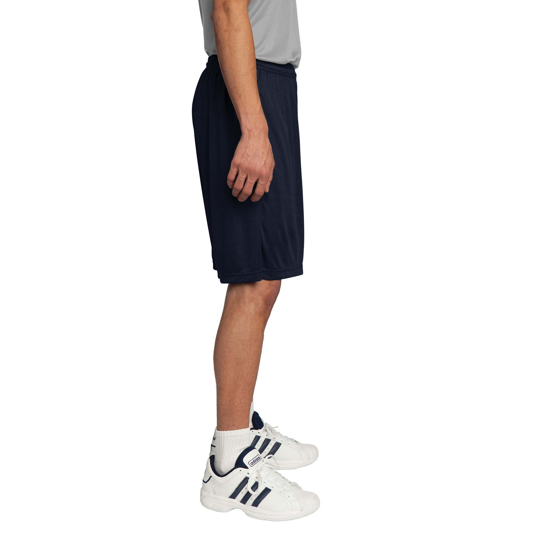 Men's PosiCharge Competitor Short True Navy Side