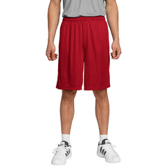 Men's PosiCharge Competitor Short True Red Front