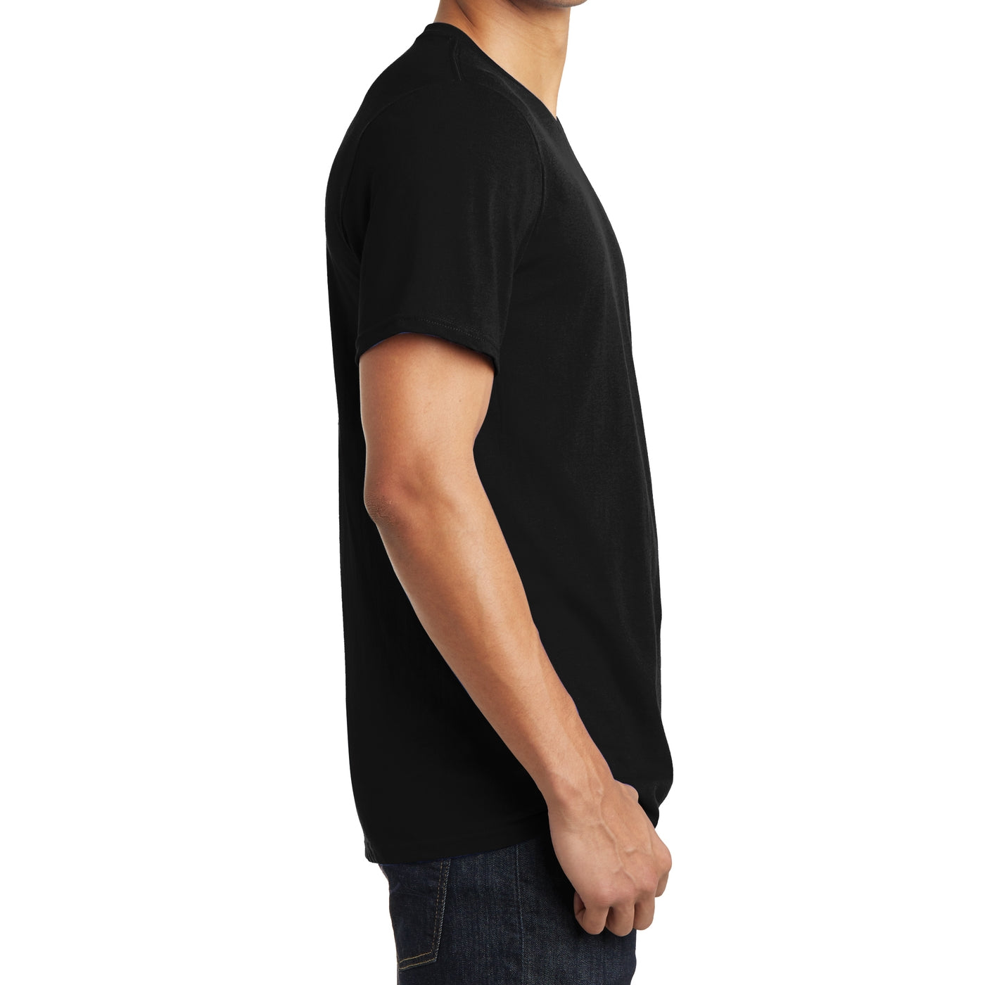 Men's Young The Concert Tee V-Neck - Black