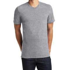Men's Young The Concert Tee V-Neck - Heather Grey