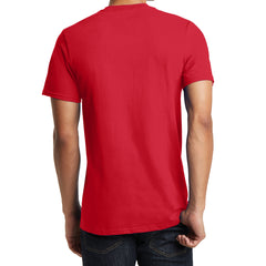 Men's Young The Concert Tee V-Neck - New Red