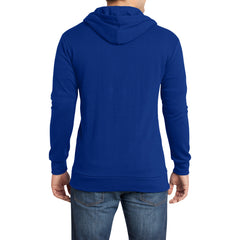 Men's Young Core Fleece Full-Zip Hoodie-Deep Royal
