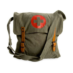 Medic Bag with Cross