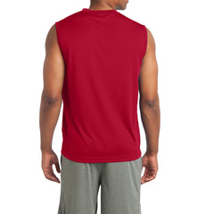 Sleeveless PosiCharge Competitor Tee - True Red