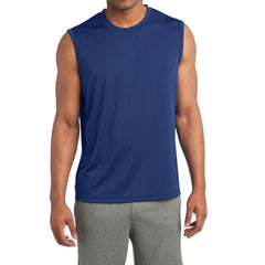 Sleeveless PosiCharge Competitor Tee - True Royal