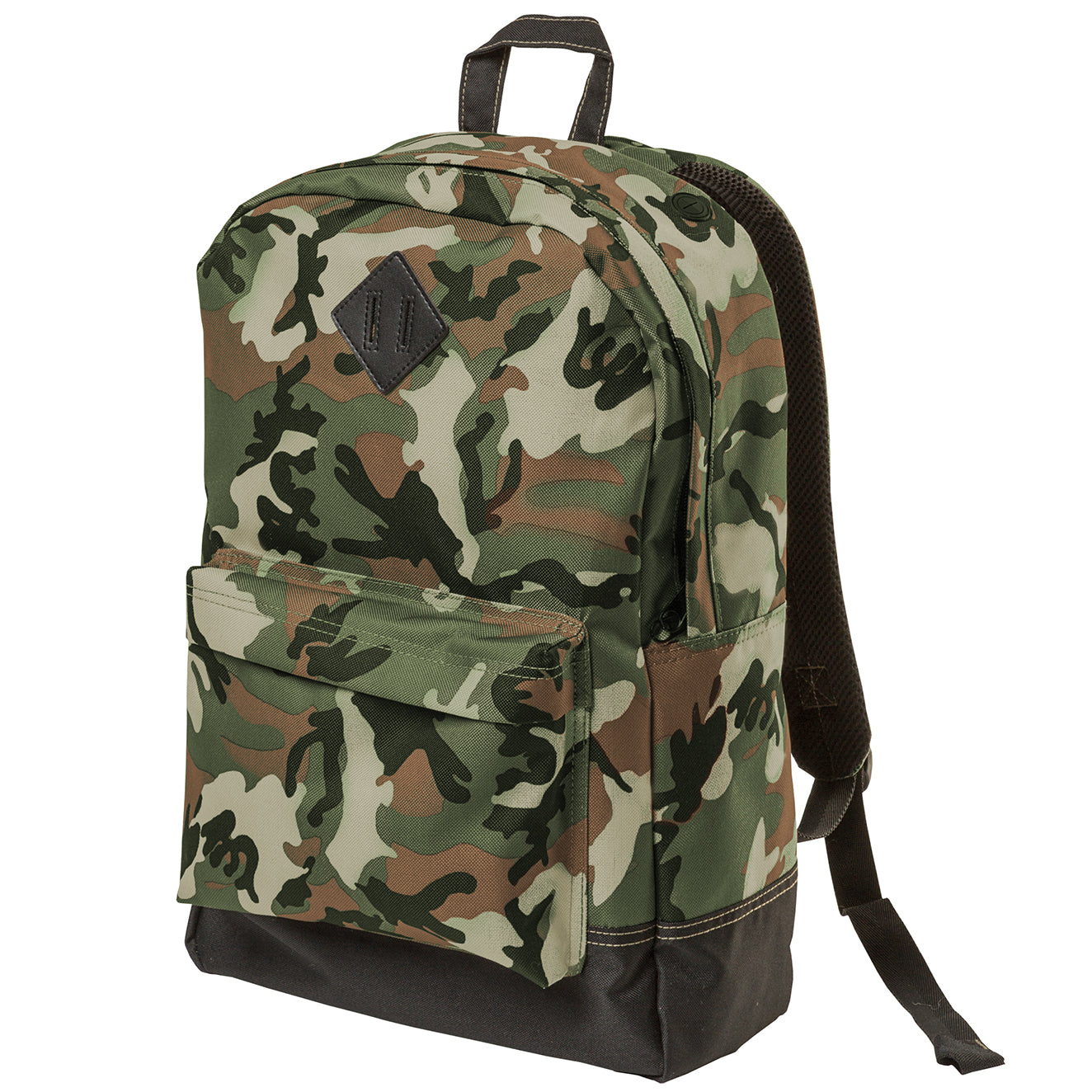 Women's Retro Backpack - Military Camo