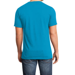 Men's Young  Very Important Tee V-Neck - Light Turquoise