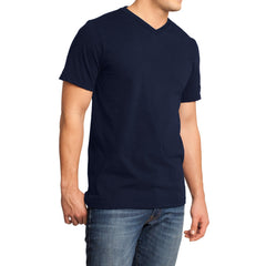 Men's Young  Very Important Tee V-Neck - New Navy