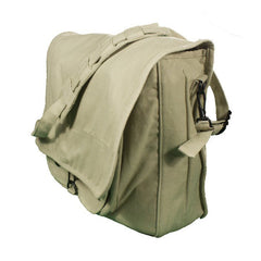 Canvas Courier Messenger Shoulder Crossbody Tote School Bag