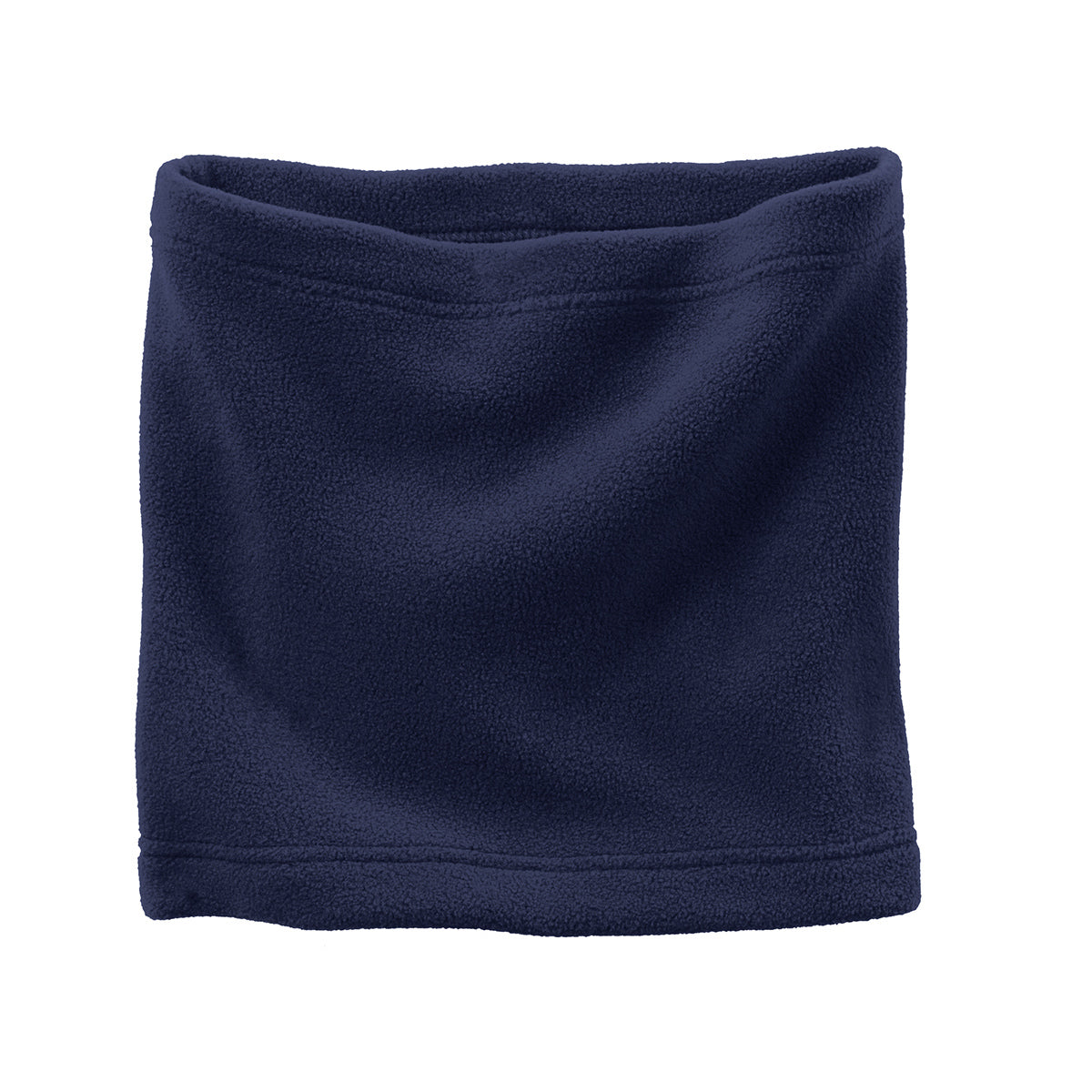 Fleece Neck Gaiter Navy