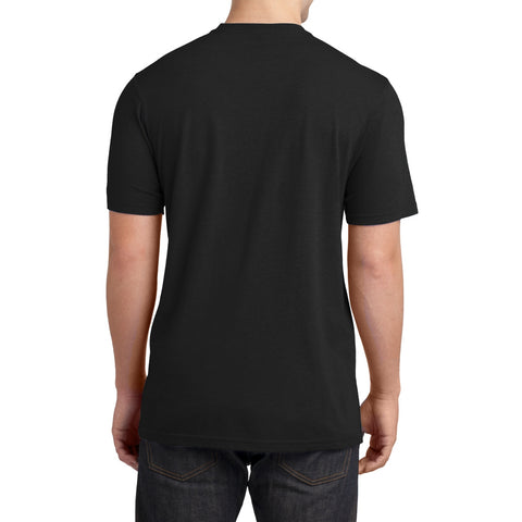 Men's Young Very Important Tee with Pocket - Black