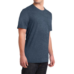 Men's Young Very Important Tee with Pocket - Heathered Navy