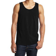 Men's District Young The Concert Tank - Black
