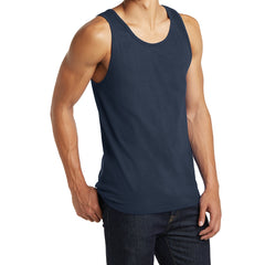 Men's District Young The Concert Tank - New Navy