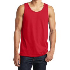 Men's District Young The Concert Tank - New Red