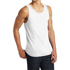 Men's District Young The Concert Tank - White