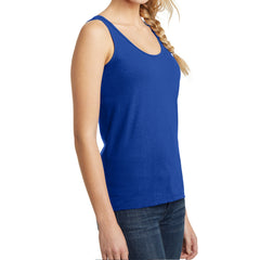 Women's Juniors The Concert Tank - Deep Royal
