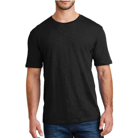 Men's Super Slub Crew Tee - Black