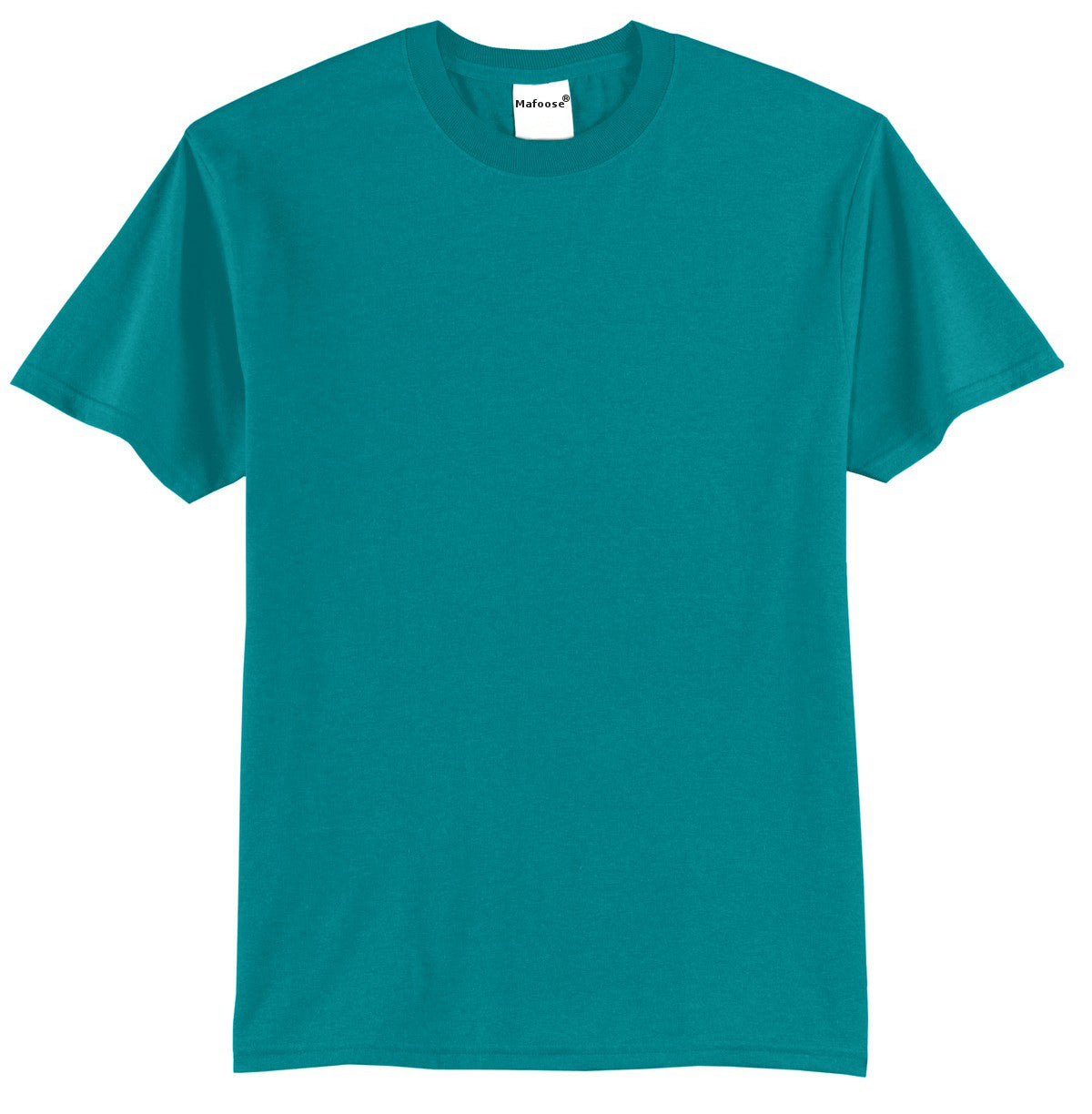 Mafoose Men's Core Blend Tee Shirt Jade Green